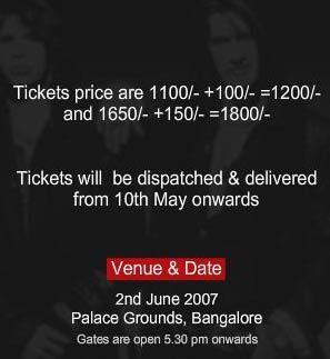 Aerosmoth Concert Tickets