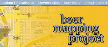 Beer Mapping Project