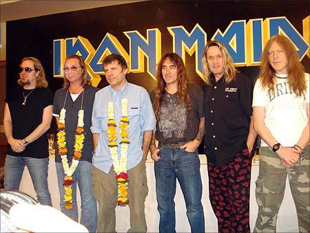 Iron Maiden Mumbai