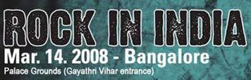 Rock in India Concert