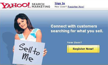 Yahoo India Search Marketing Launch