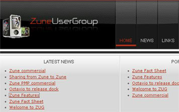 Zune User Group